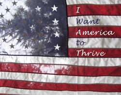 Thrive flag logo